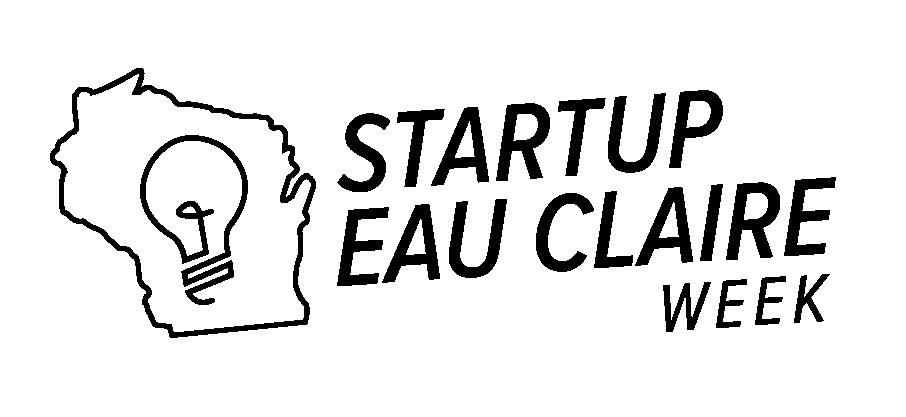 EauClaire Week Logo - black